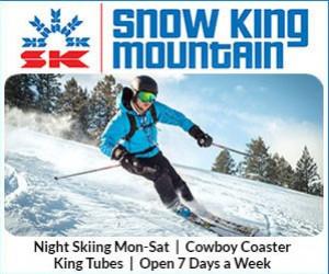 Snow King Mountain - Winter Fun