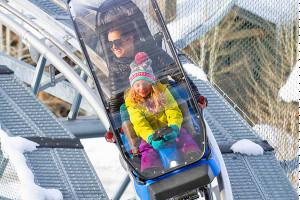 Snow King Mountain - Cowboy Coaster