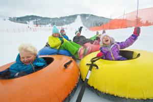 Snow King Mountain - Family Winter Sports