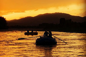 Jackson Hole Anglers - float the Snake River