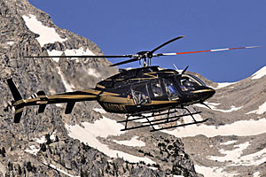 Rocky Mountain Rotors - Private Aerial Trips
