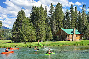 Box Y Lodge and Guest Ranch - Year Round