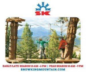 Snow King Mountain - Family Summer Activities