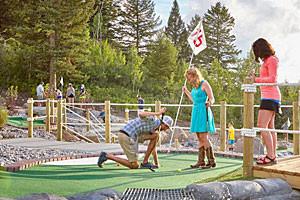 Snow King 18-Hole Mini-Golf Course