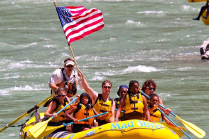Mad River Boat Trips - guided & U-paddle trips