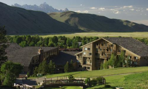 Jackson Hole Resorts Wyoming Spas Resort Vacations