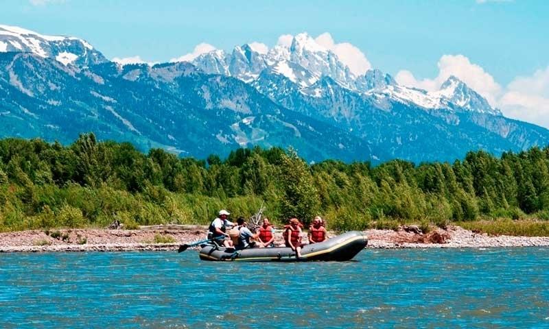 Grand Teton Float Trips