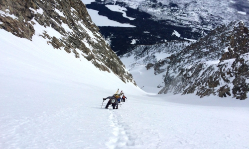Ski Jackson Hole