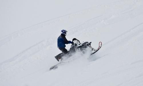 Jackson Hole Snowmobiling