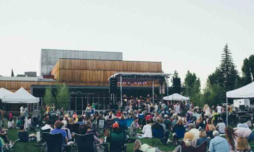 Jackson Hole Music at Center for the Arts