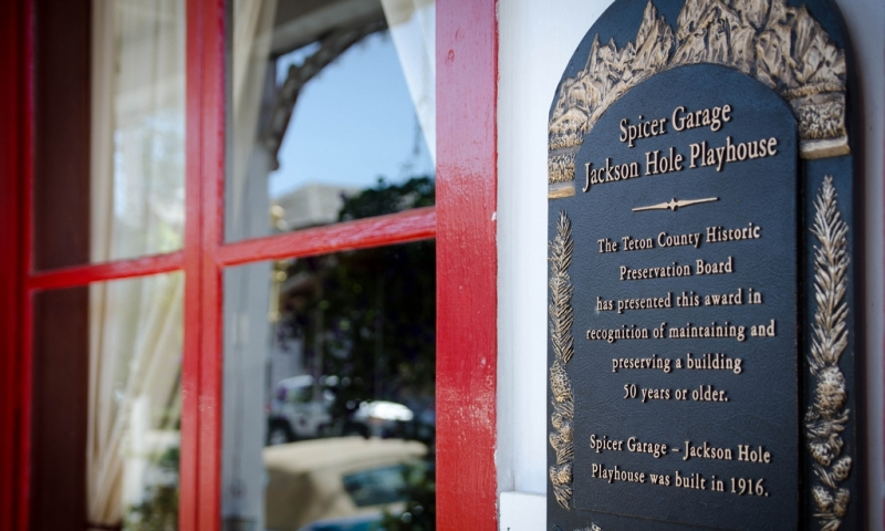 Jackson Hole Theatre