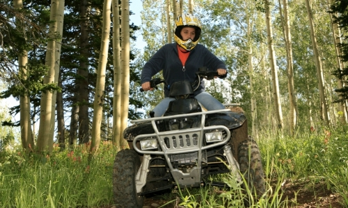 Jackson Hole Wyoming ATV Offroad