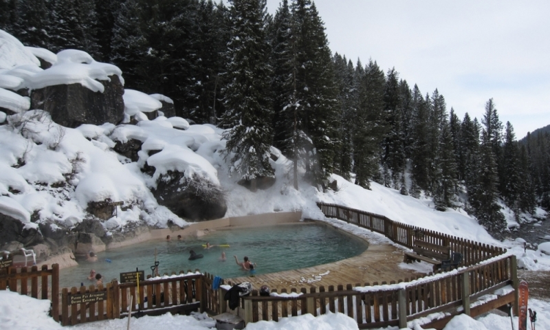 Granite Hot Springs Jackson Wyoming