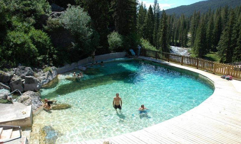 Granite hot springs jackson hole wyoming alltrips - Camping near me with swimming pool ...