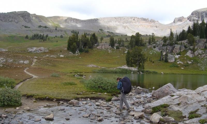 Teton Crest Trail Grand Teton National Park Wyoming
