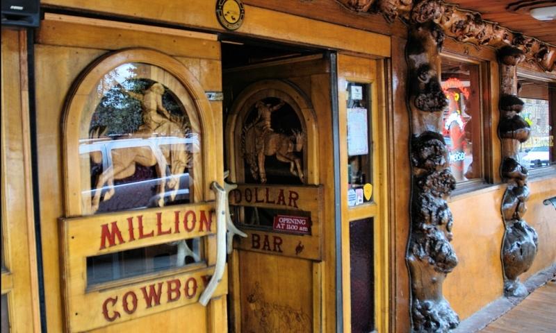 Jackson Hole Cowboy Bar