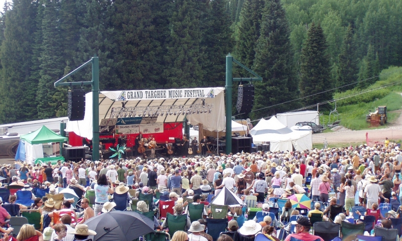 Grand Targhee Music Fest