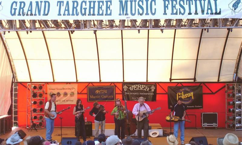 Grand Targhee Festival