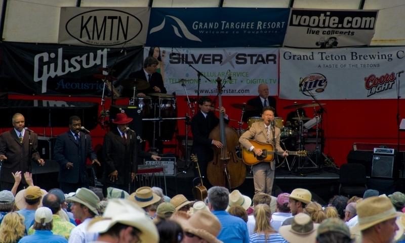 Grand Targhee Resort Teton Valley Music Festival