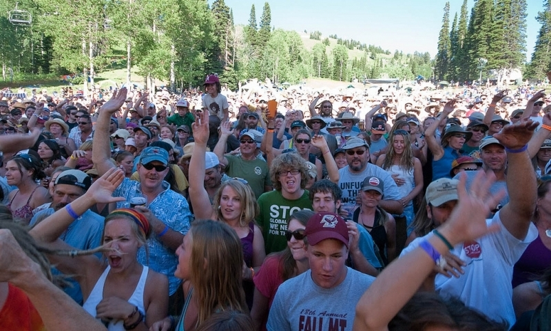 Grand Targhee Music Festival