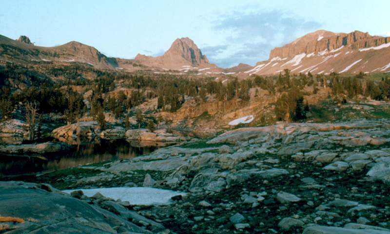 Jedediah Smith Wilderness Area In Wyoming Alltrips