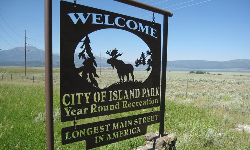 Distance From Island Park Idaho To Yellowstone