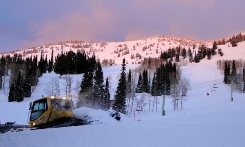 Grand Targhee Resort Alta Wyoming Winter Activities