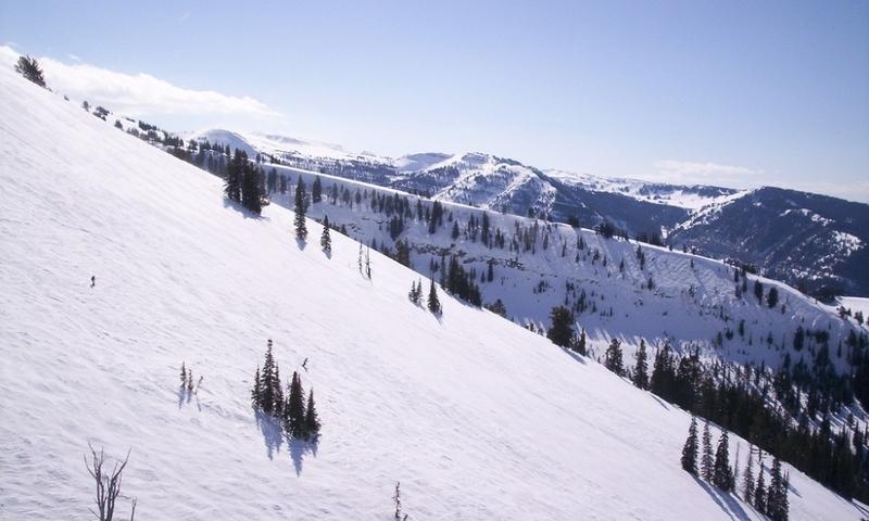 Grand Targhee Resort Teton Valley