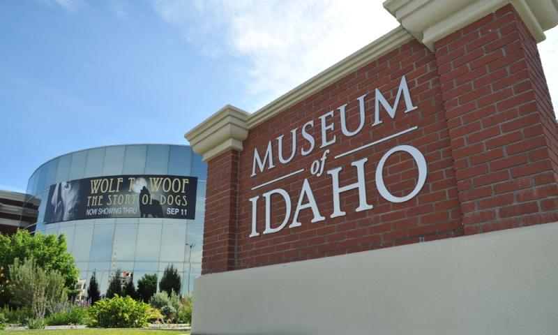 Museum of Idaho in Idaho Falls