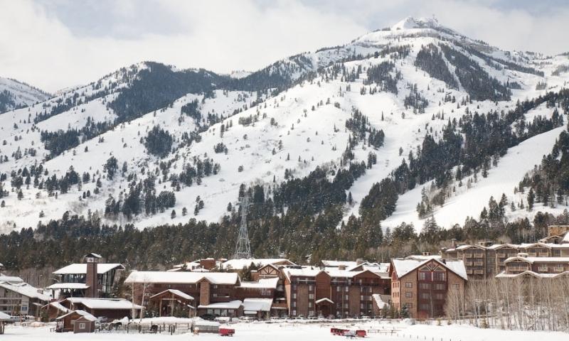 Hotels In Jackson Hole Ski Resort