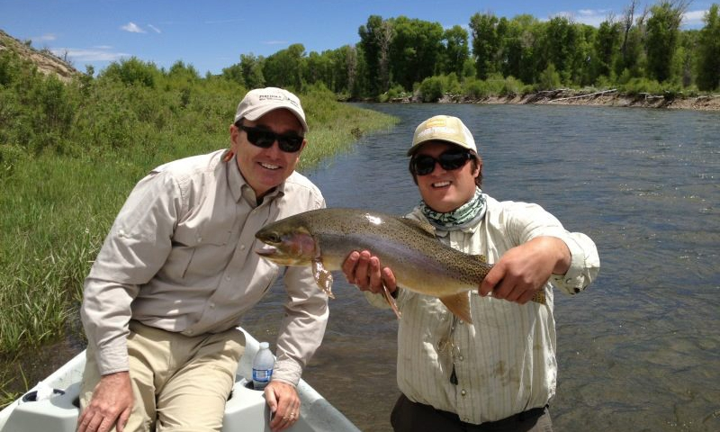 green river wyoming fishing camping boating alltrips