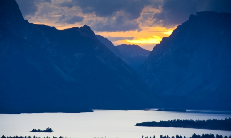 Jackson Lake Wyoming Fishing Camping Boating Alltrips