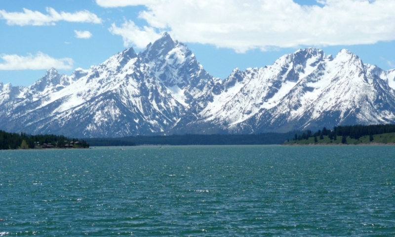 Jackson Lake Wyoming Fishing, Camping, Boating - AllTrips