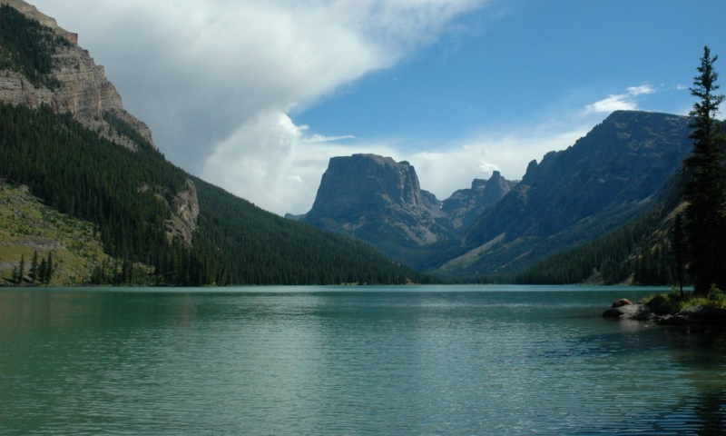 All Seasons Rv >> Green River Lakes Wyoming Fishing, Camping, Boating - AllTrips