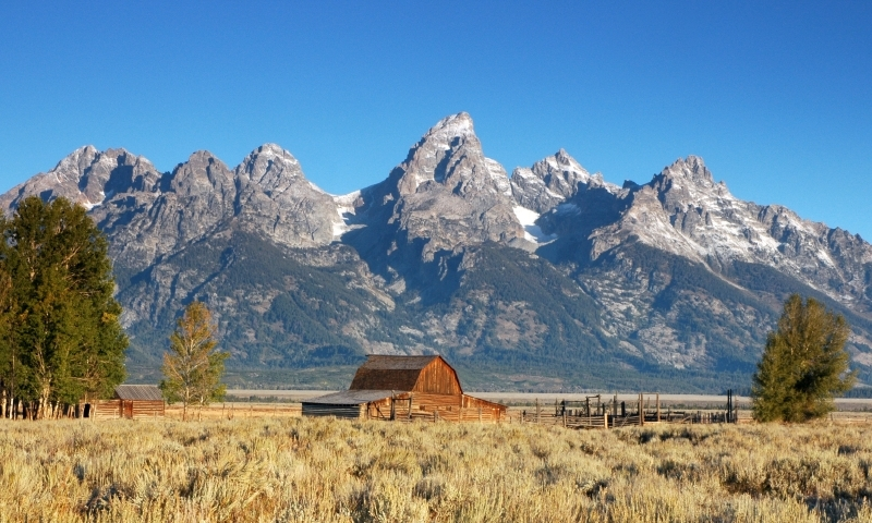 Jackson hole wyoming mountains mountain ranges alltrips for Things to do in jackson wy
