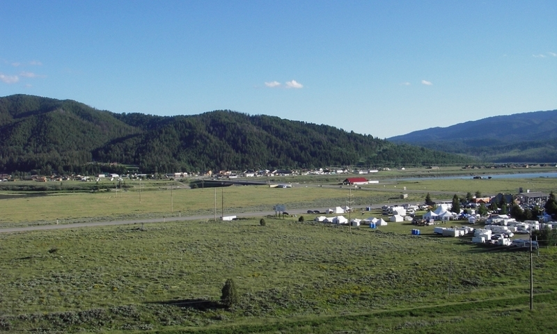 Mountain Days Festival in Alpine