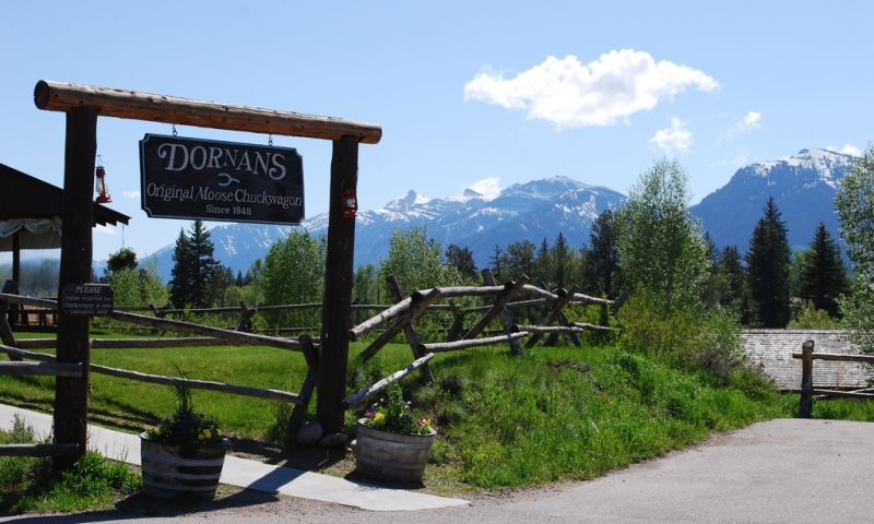 Dornans at Moose