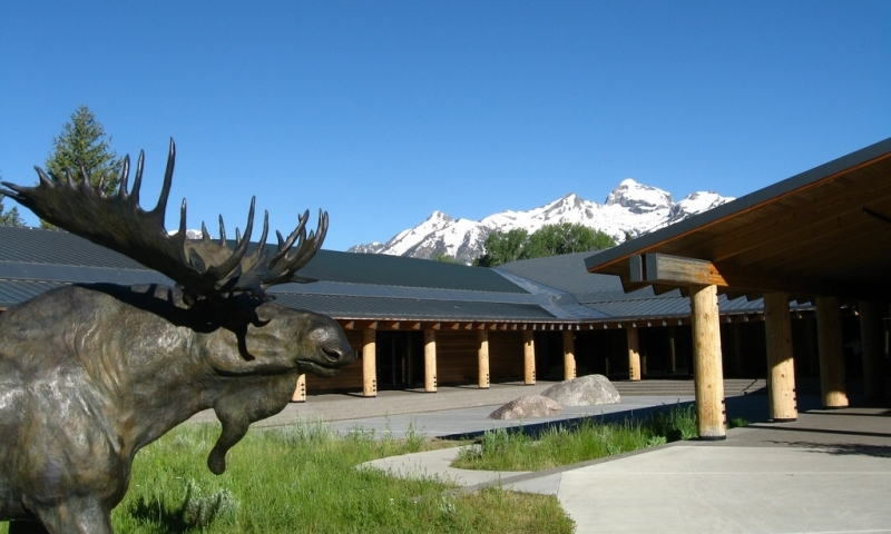 Craig Thomas Discovery Center in Grand Teton National Park