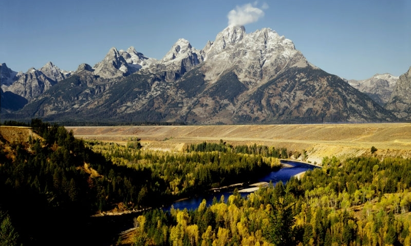 Grand Teton Road Tour Jackson Hole Wyoming Alltrips