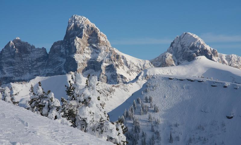 Jackson Hole Wyoming Ski Resorts Skiing Areas Alltrips