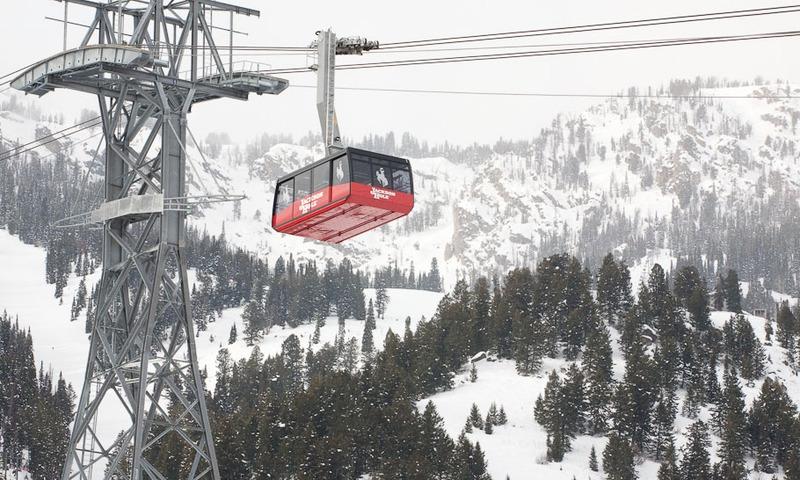 Jackson Hole Skiing Resorts