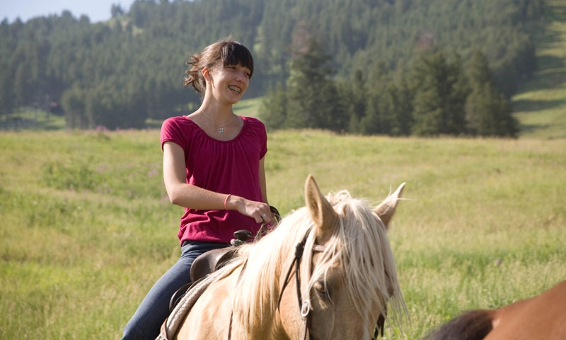 Horseback Riding at Snow King Resort