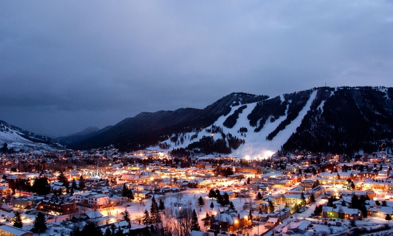 Snow King Mountain Jackson Wyoming Alltrips