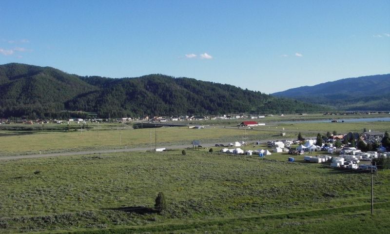 Alpine Wyoming Mountain Days Festival