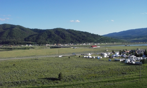 Alpine Wyoming Mountain Days Festival