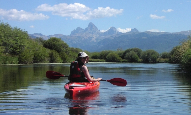 Teton River Idaho