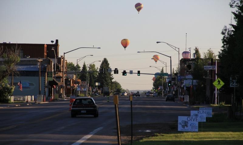Driggs Idaho Hotels Lodging Real Estate Amp Information