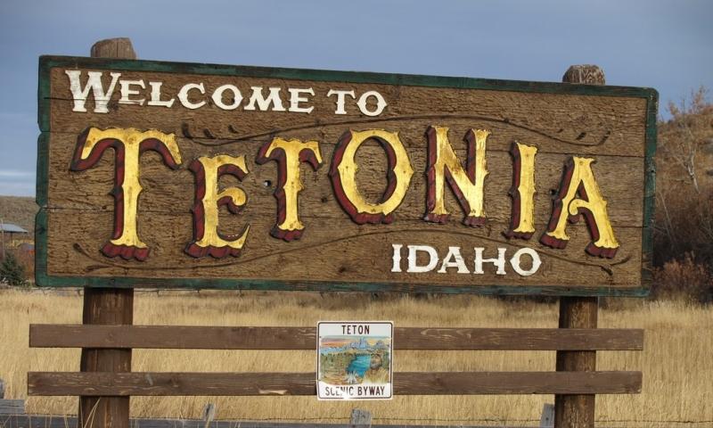 Tetonia Idaho
