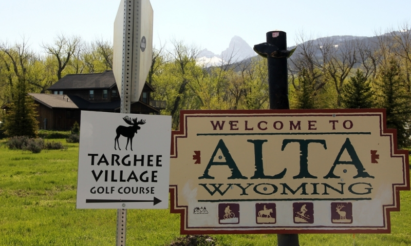 Alta Wyoming Wy Hotels Lodging Real Estate Amp Info