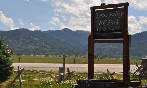 Jackson Hole Wyoming Rv Parks Alltrips